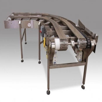 Plate Top Belt Conveyors